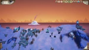 Valhalla Hills: Im hohen Norden liegt meist Schnee (Bildrechte: Daedalic Entertainment)