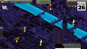 GhostControl Inc.: Die Gespenster sind natürlich auch nachts unterwegs (Bildrechte: Application Systems Heidelberg)