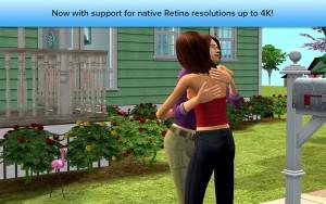 Die Neuauflage von Die Sims 2: Lebensgeschichten unterstützt 4K-Auflösungen (Bildrechte: Aspyr Media)