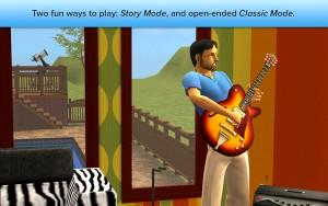 Die Sims 2: Lebensgeschichten: Neben einem Story-MModus gibt es auch den typischen Endlos-Modus (Bildrechte: Aspyr Media)