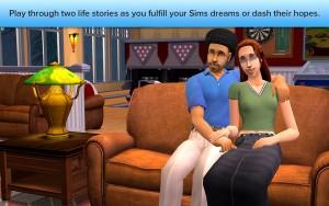 Die Sims 2: Lebensgeschichten: Es gibt zwei komplette Leben durchzuspielen (Bildrechte: Aspyr Media)