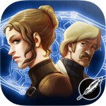 Icon der iPad-Version von A New Beginning (Bildrechte: Daedalic Entertainment)