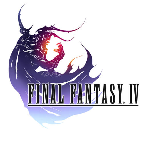 Logo zu Final Fantasy IV (Bildrechte: Square Enix)