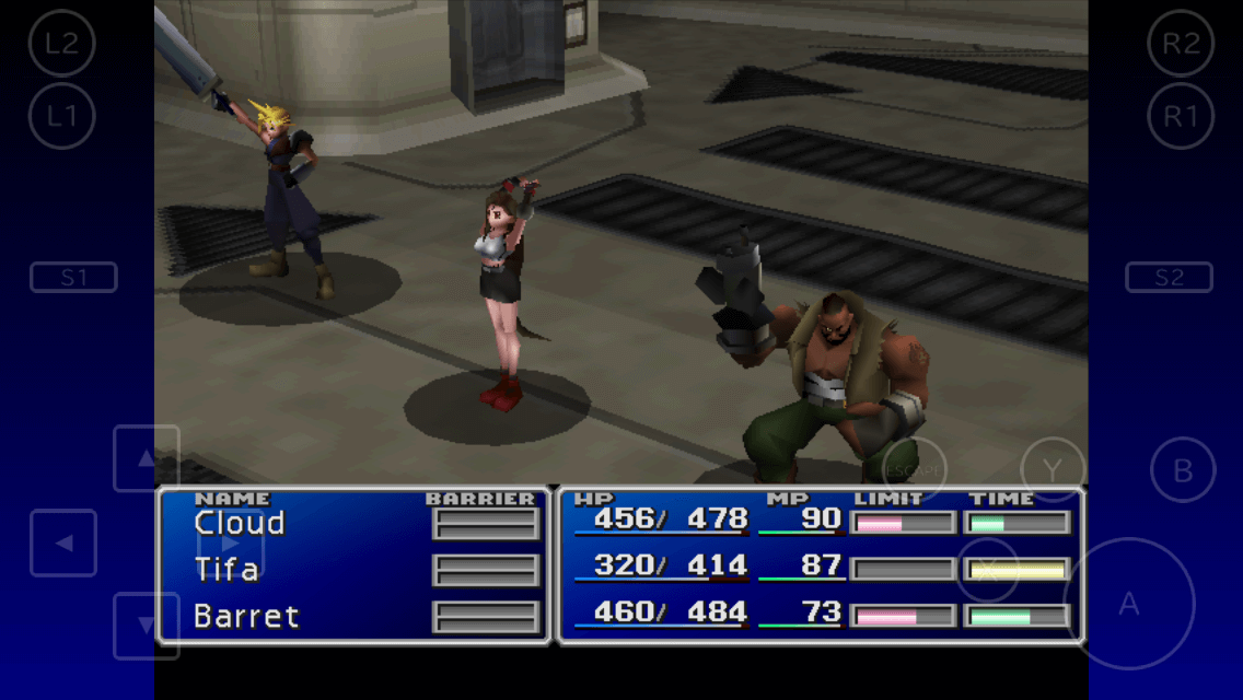 Final Fantasy VII (Bildrechte: Square Enix)