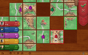 Mac-Version von Carcassonne (Bildrechte: Coding Monkeys)