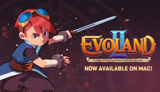 Evoland 2 ab sofort auch für den Mac (Bildrechte: Shiro Games)