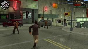GTA Liberty City Stories: Strassenschießereien sind an der Tagesordnung (Bildrechte: Rockstar Games)