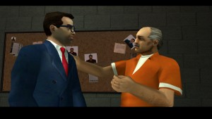 GTA Liberty City Stories: Du redest mit mir? (Bildrechte: Rockstar Games)