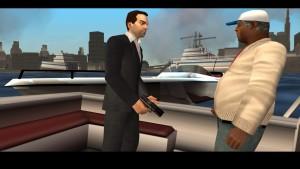 GTA Liberty Stories: Zu Wasser unterwegs (Bildrechte: Rockstar Games)