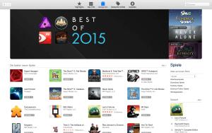 Der Mac App Store bietet neben Anwendungsprogrammen auch viele tolle Mac-Spiele