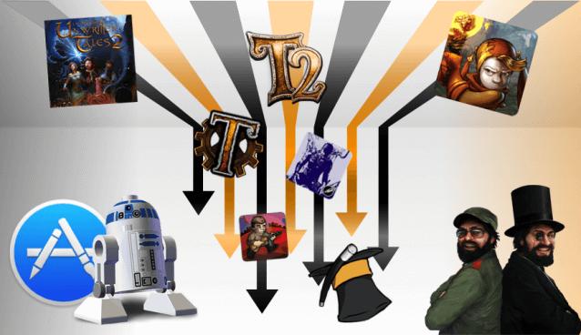Immer wieder sonntags: Mac-Spiele im Angebot (2016 – KW 04)