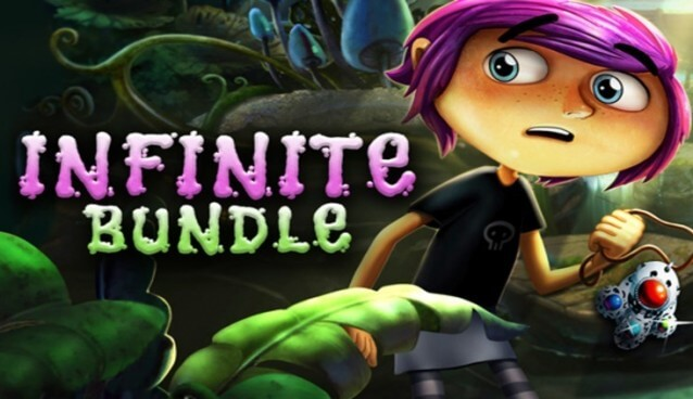 Infinite Bundle (Bildrechte: Bundle Stars)
