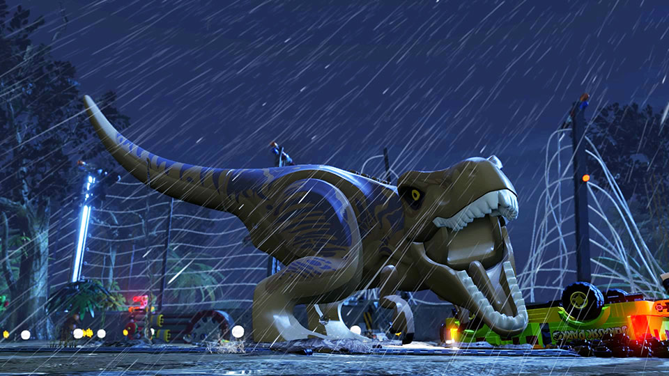 Lego Jurassic World (Bildrechte: Feral Interactive)