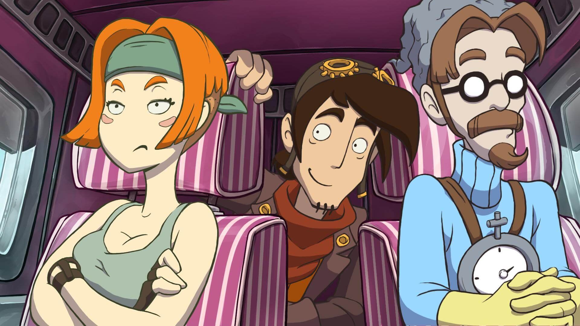 Deponia Doomsday: Rufus mal wieder (Bildrechte: Daedalic Entertainment)