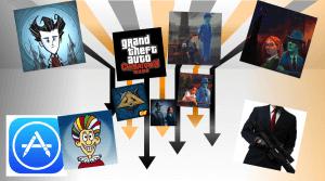 Immer wieder sonntags: iOS-Spiele im Angebot (2016 – KW 05)