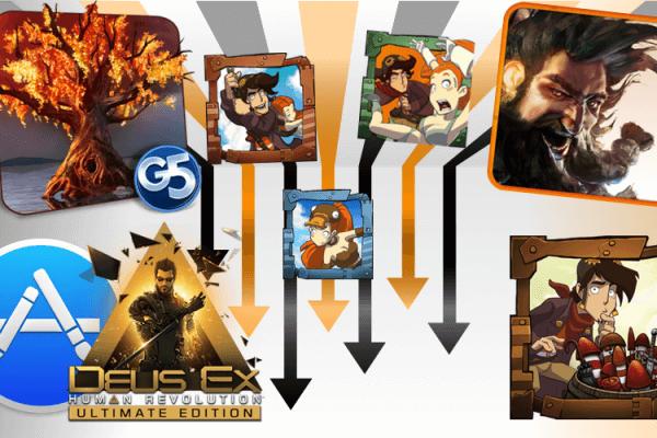 Immer wieder sonntags: Mac-Spiele im Angebot (2016 – KW 06)