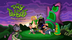 Day of the Tentacle Remastered (Bildrechte: Double Fine Productions)