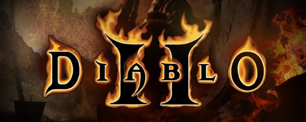 Logo von Diablo II (Bildrechte: Blizzard Entertainment)
