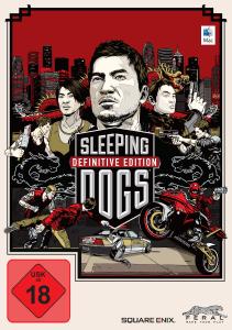 Box-Cover der Mac-Version von Sleeping Dogs (Bildrechte: Feral interactive)