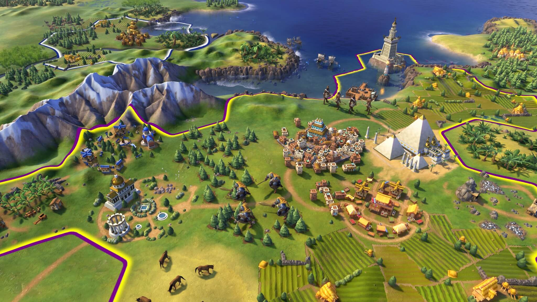 Civilization VI (Bildrechte: 2K Games)