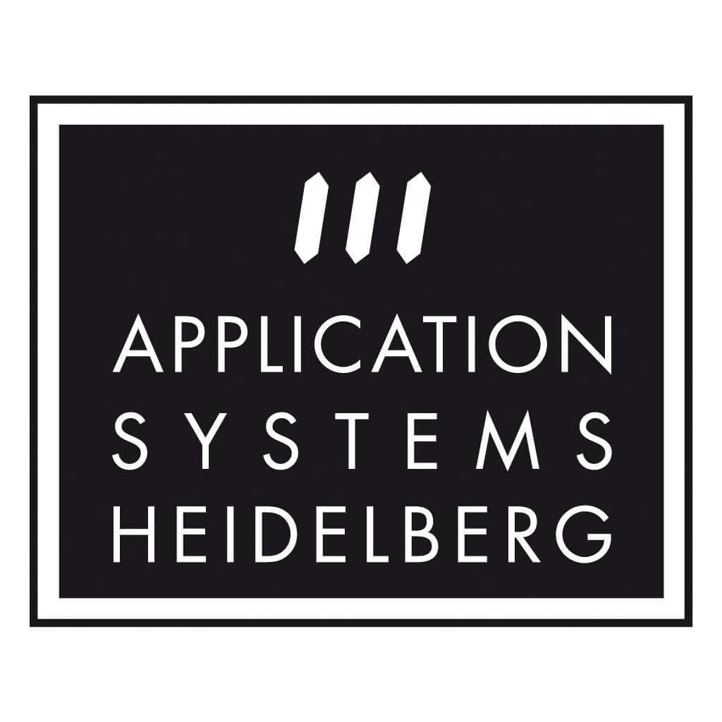 Logo von Application Systems Heidelberg (Bildrechte: Application Systems Heidelberg)