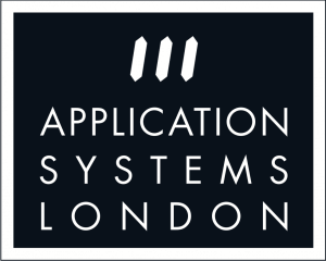 Logo von Application Systems London (Bildrechte: Application Systems Heidelberg)