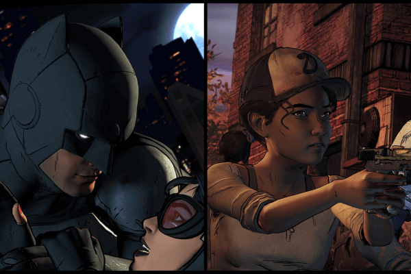 Telltale Games arbeitet an Batman – The Telltale Series und The Walking Dead – Season 3