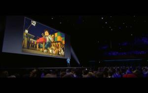 WWDC: Telltale bringt Minecraft: Story Mode aufs Apple TV (Screenshot von Apples Livestream)