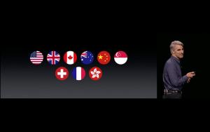 WWDC: Apple Pay startet demnächst auch in der Schweiz (Screenshot von Apples Livestream)