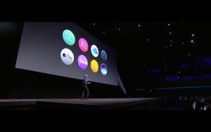 WWDC: Viele Neuerungen auch für iOS (Screenshot von Apples Livestream)