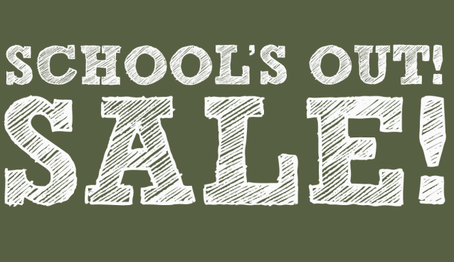 School's out! Sale! bei MacGameStore (Screenshot von www.macgamestore.com)
