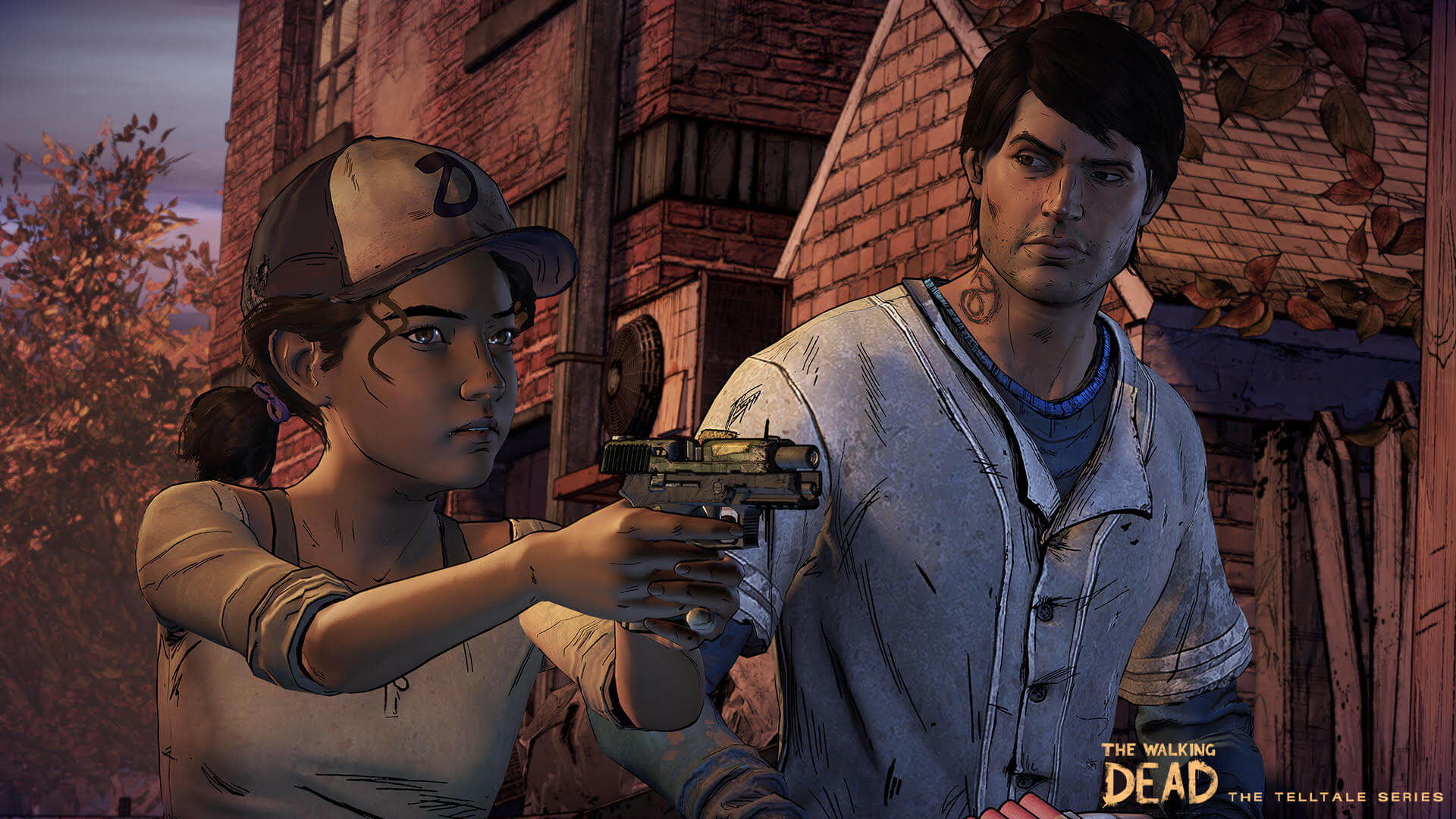 Clementine kehrt zurück in The Walking Dead – Season 3 (Bildrechte: Telltale Games)