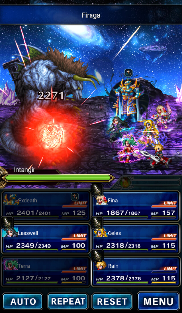 Final Fantasy Brave Exvius (Bildrechte: Square Enix)