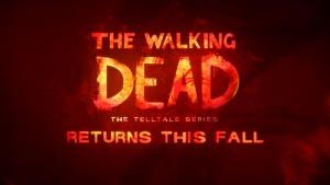 Logo von The Walking Dead – Season 3 (Bildrechte: Telltale Games)
