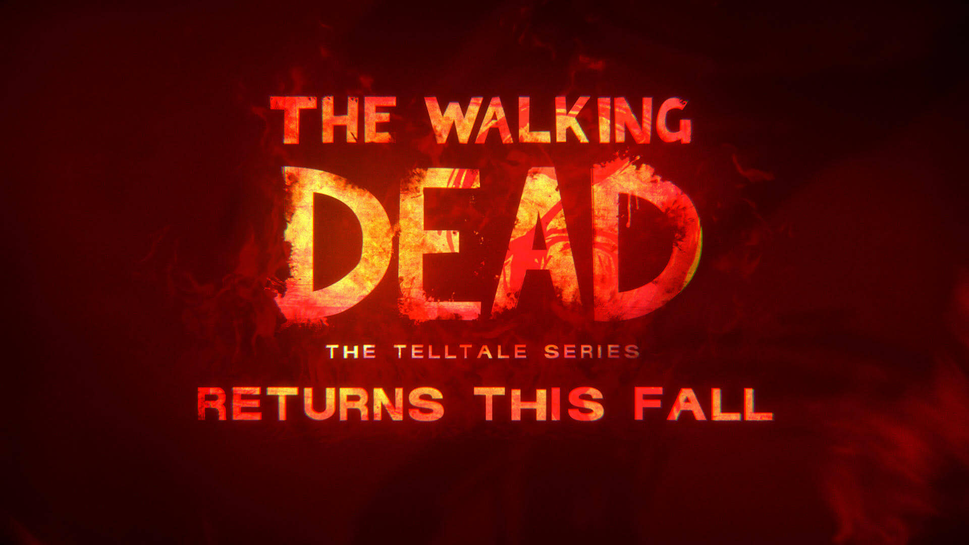 Logo von The Walking Dead – Season 3 (Bildrechte: Telltale Games)