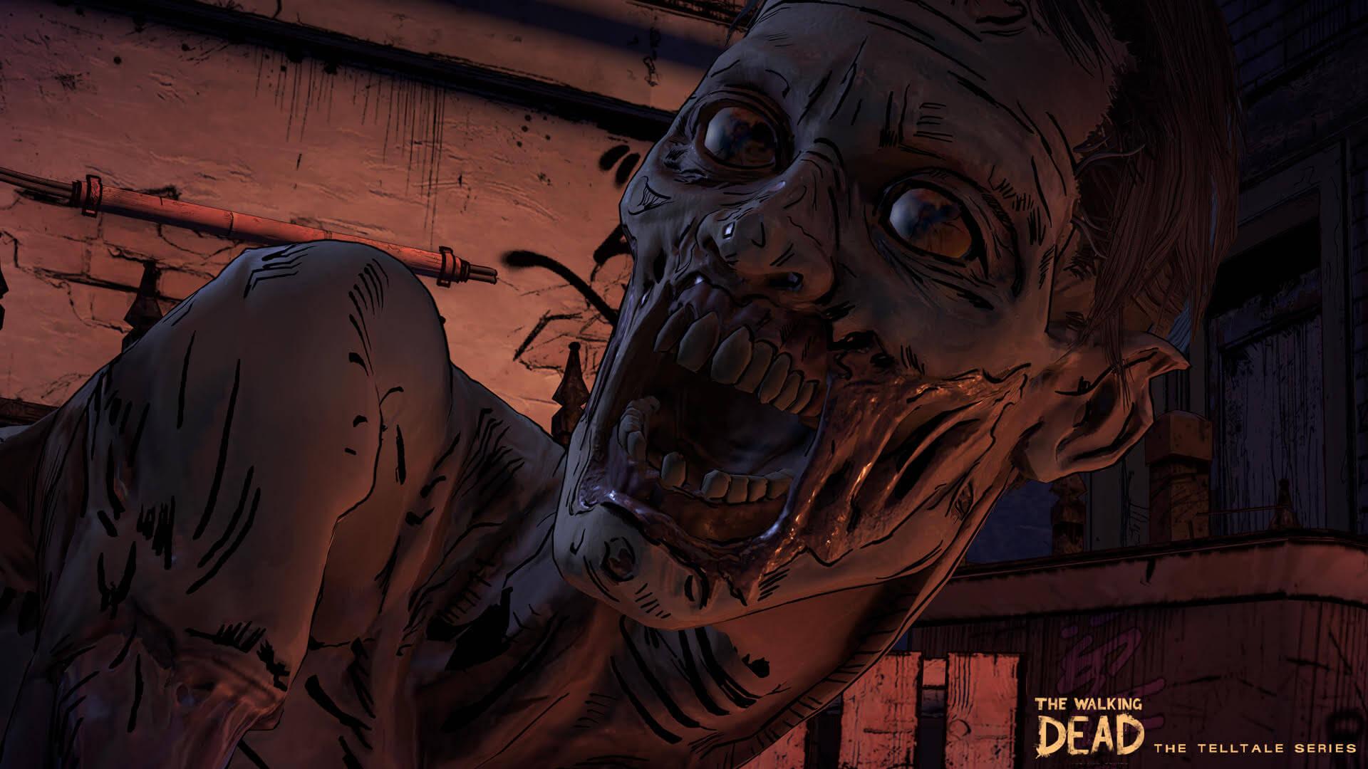 The Walking Dead – Season 3: Die Beißer werden nicht weniger (Bildrechte: Telltale Games)