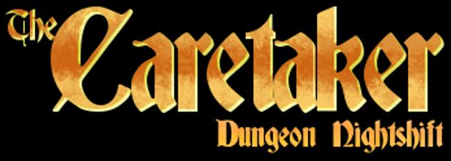 Logo von The Caretaker – Dungeon Nightshift (Bildrechte: Bluebox Interactive)