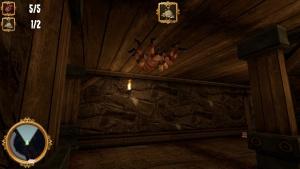 The Caretaker – Dungeon Nightshift: Hoffentlich hat das Vieh keinen Hunger (Bildrechte: Bluebox Interactive)