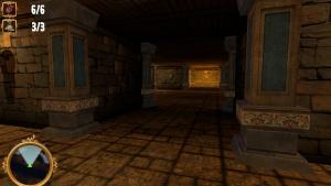 The Caretaker – Dungeon Nightshift: Wo waren noch die Schatztruhen, die aufgefüllt werden müssen? (Bildrechte: Bluebox interactive)