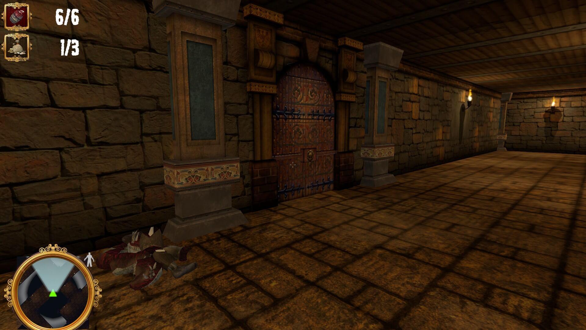 The Caretaker – Dungeon Nightshift: Hier muss noch aufgeräumt werden (Bildrecht: Bluebox Interactive)