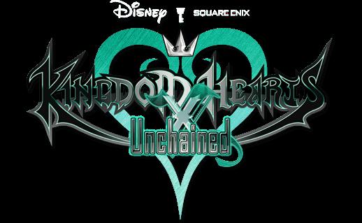 Das Logo von Kingdom Hearts Unchained χ (Bildrechte: Square Enix)