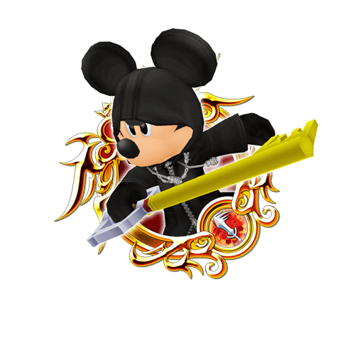 Micky in Kingdom Hearts Unchained χ (Bildrechte: Square Enix)