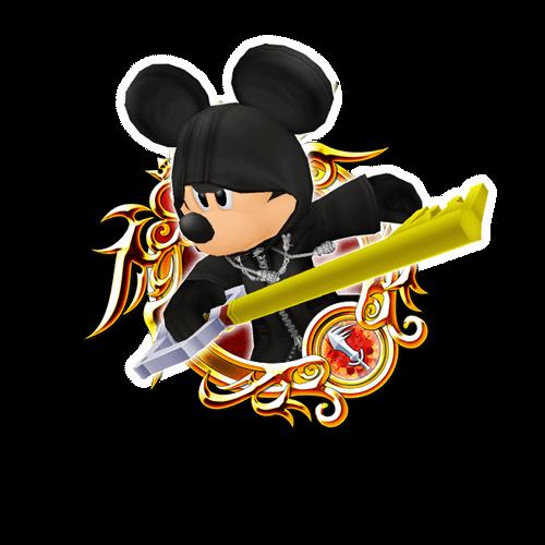 Micky in Kingdom Hearts Unchained χ (Bildrechte: Square Enix)