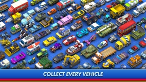 Micro Machines (Bildrechte: Chillingo)