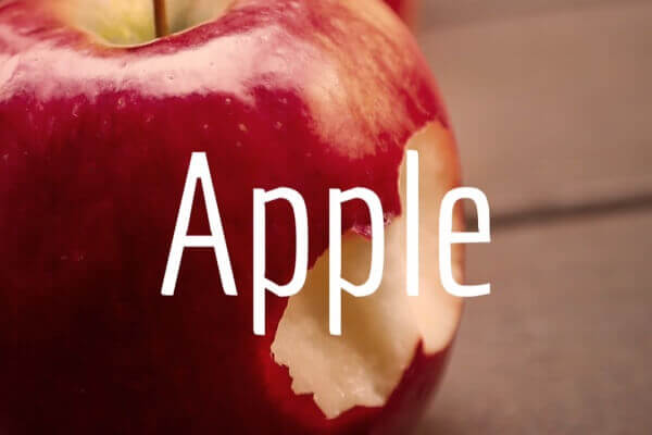 Apple (Bildrechte: macinplay)