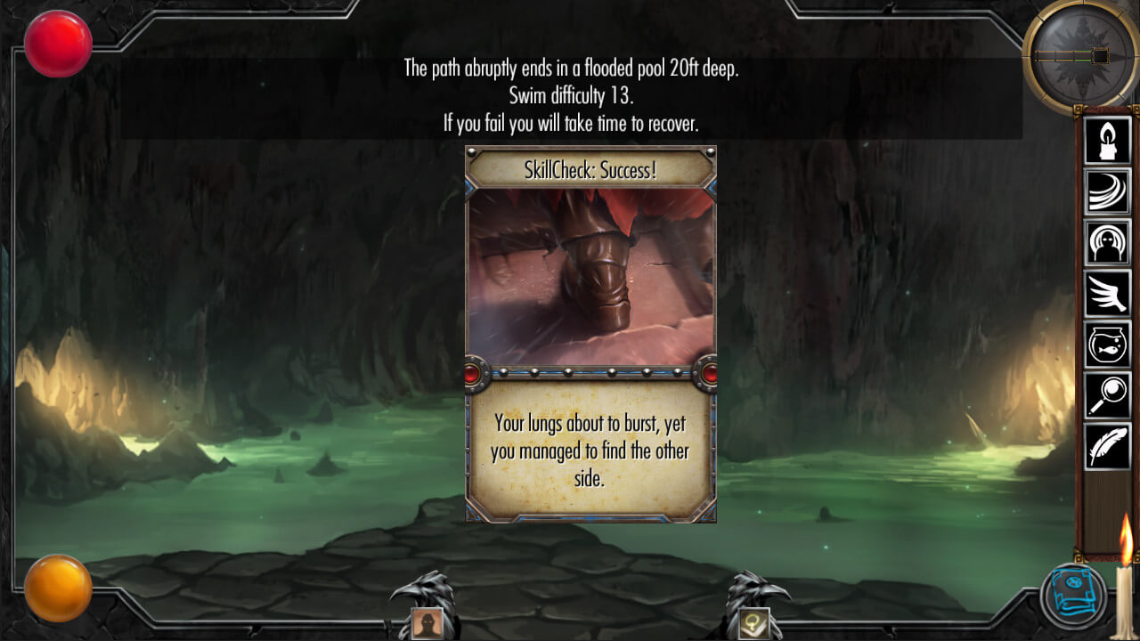 Archmage Rises dungeon1 (Bildrechte bei Defiance Game Studio)
