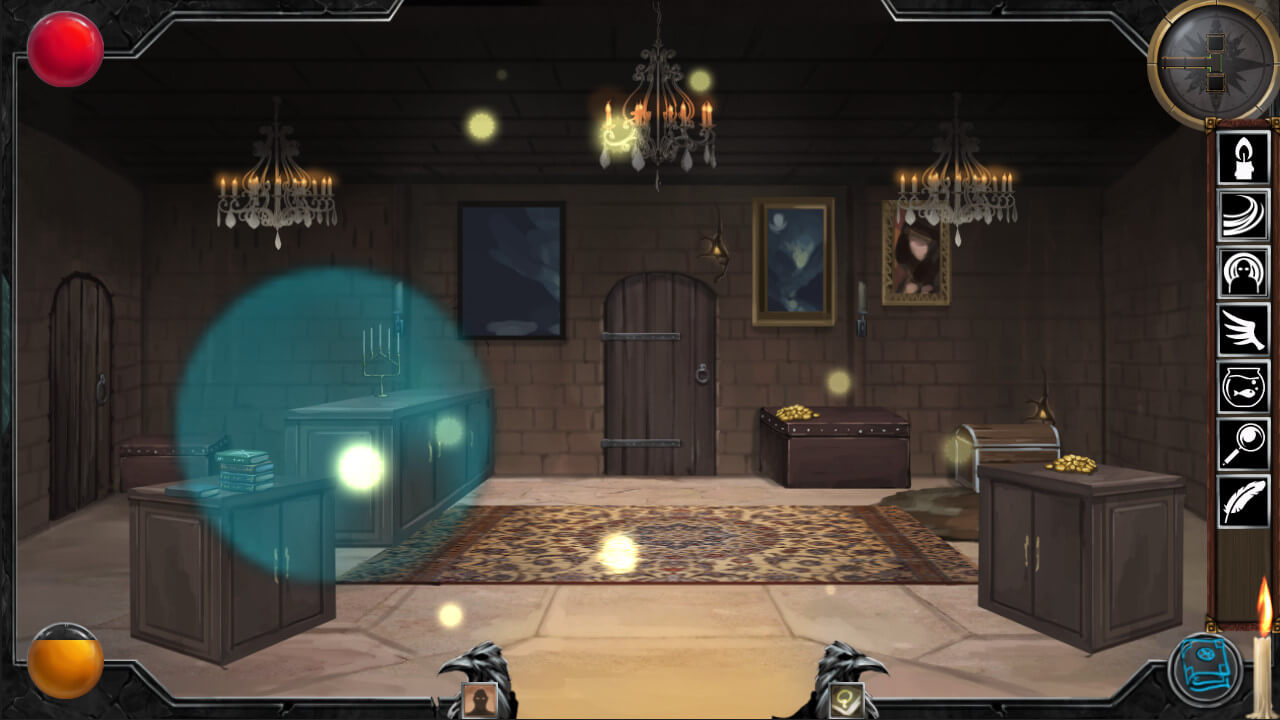 Archmage Rises dungeon3 (Bildrechte bei Defiance Game Studio)