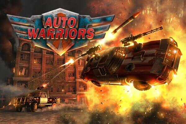 Auto Warriors (Bildrechte: Gunjin Games)