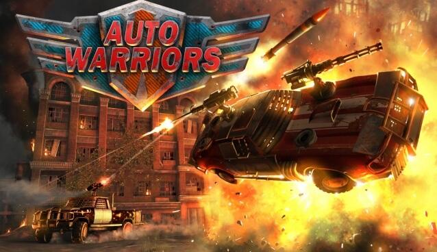 Auto Warriors (Bildrechte: Gunjin Games)