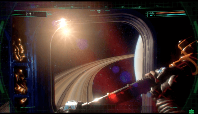 System Shock Remake (Screenshot aus Trailer; Bildrechte: Nightdive Studios)